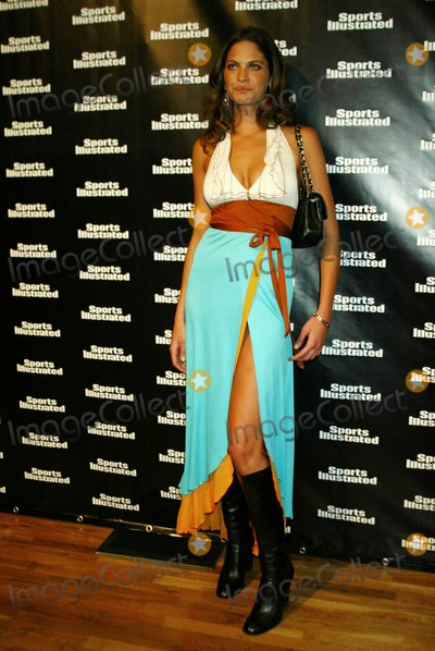Frankie Rayder Photo - 2004 Sports Illustrated Swimsuit Issue Press Event at Depp in New York City 02/10/2004 Photo by Sonia Moskowitz/Globe Photos Inc 2004 Frankie Rayder