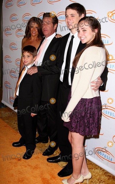 Glenn Frey Photo - Glenn Frey, Wife, Children Singer and Family 2010 Lupus LA Orange Ball Beverly Hills, CA 05-06-2010 Photo by Graham Whitby Boot-allstar-Globe Photos, Inc.