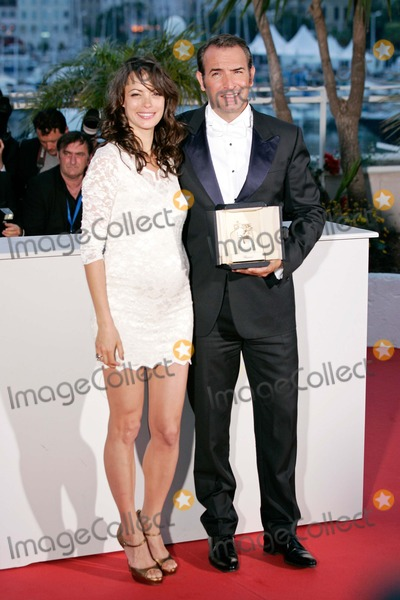 Berenice Bejo, Jean Dujardin Photo - Berenice Bejo (L), Jean Dujardin (Best actor)