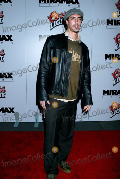 "Eric Balfour Photo - the New York Premiere of ""Kill Bill Vol.1"" at the Ziegfeld Theatre , New York City. 10/07/2003 Photo: Sonia Moskowitz / Globe Photos,inc. 2003 Eric Balfour"