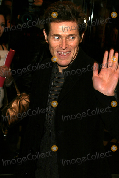 "Willem Dafoe Photo - ""the Reckoning"" Premiere at the Paris Theatre in New York City 03/03/2004 Photo by Rick Mackler/rangefinder/Globe Photos, Inc. 2004 Willem Dafoe"