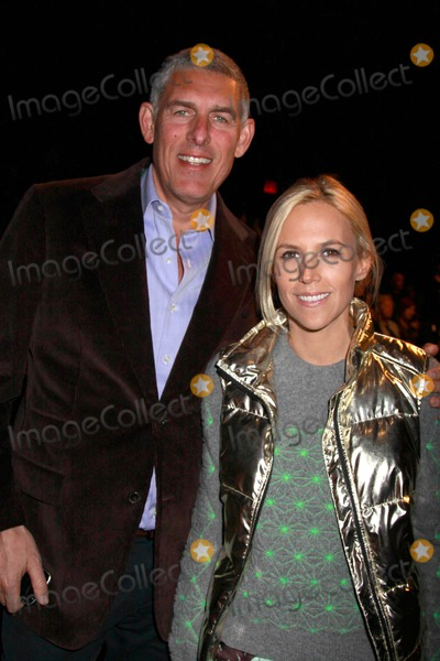 Tory Burch, Lyor Cohen, Narciso Rodriguez Photo - Narciso Rodriguez Fashion Show-fall 2011-celebrities Mercedes-benz Fashion Week Lincoln Center, NYC February 15, 2011 Photos by Sonia Moskowitz, Globe Photos Inc 2011 Lyor Cohen, Tory Burch