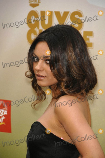 Mila Kunis Photo - Mila Kunis During Spike Tv's 2009 Guys Choice Awards, Held at Sony Picture Studios in Culver City, California 05-30-2009 Photo: Michael Germana-Globe Photos, Inc.