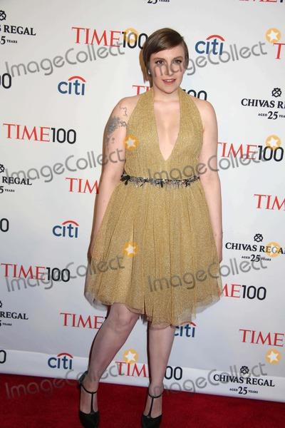 Lena Dunham Photo - Time 100 Gala 2013 Time Warner Building, NYC April 23, 2013 Photos by Sonia Moskowitz, Globe Photos Inc 2013 Lena Dunham