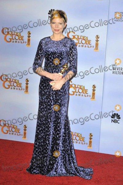 Michelle Williams Photo - The 69th Annual Golden Globes - Press Room - Beverly Hills, CA 1/15/2012