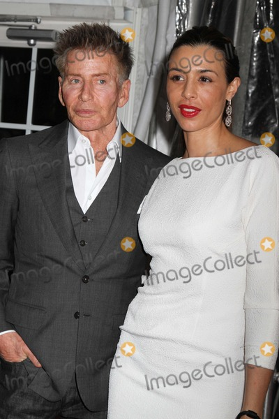 "Calvin Klein, Drena De Niro Photo - Premiere of ""w.e."" the Ziegfeld Theater, NYC January 23, 2012 Photos by Sonia Moskowitz, Globe Photos Inc 2012 Calvin Klein, Drena DE Niro"