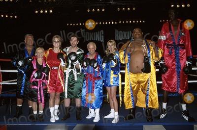 Manute Bol vs. Refrigerator Perry, Celebrity Boxing 2002