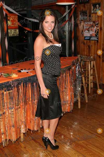 John B Photo - The Annual Hooters Swimsuit Calendar Turns 21, with a Celebration and Signing at the Manhattan Hooters with the 2007 Swimsuit Calendar Girls. Hooters Manhattan -NYC- 01/25/07 Breanne Ashley Photo by: John B. Zissel-ipol-Globe Photos, Inc@2007