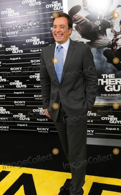 "Jimmy Fallon, The Others Photo - the World Premiere of ""the Other Guys:"" Ziegfeld Theater, New York City 08-02-2010 Photo by Ken Babolcsay-ipol-Globe Photos, Inc. Jimmy Fallon"