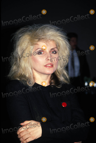 Deborah Harry Photo - 1988 Deborah Harry Photo by Adam Scull-Globe Photos