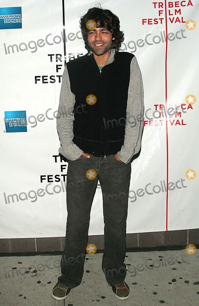 "Adrian Grenier, John B, Street Cinema Photo - Annual Tribeca Film Festival- ""No Lifeguard on Duty"" Premiere Amc Loews 11th Street Cinemas-nyc 04/27/06 Adrian Grenier Photo By:john B. Zissel-ipol-Globe Photos, Inc. 2006"