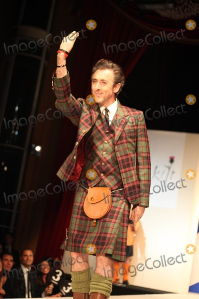 Alan Cumming, Alan Cummings Photo - Glenfiddich Presents Dressed to Kilt, Hosted by Sir Sean and Lady Connery, to Benefit Friends of Scotland Fashion Show M2 Ultra Lounge, NYC 04-05-2010 Photos by Sonia Moskowitz, Globe Photos Inc 2010 Alan Cumming