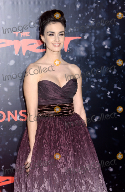 "Paz Vega Photo - the Los Angles Premiere of ""the Spirit"" at Grauman's Chinese Theatre, Hollywood CA 12-17-2008 Photo by Phil Roach-ipol-Globe Photos Paz Vega"