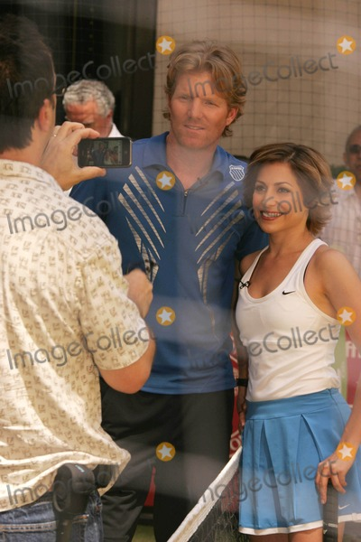 "Jim Courier Photo - Hscb Bank Hosts ""Wimbledon 2010 at Rockefeller Center "" to Celebrate the Opening Day of Wimbledon NYC 06--21-2010 Photos by Rick Mackler Rangefinder-Globe Photos Inc.2010 Jim Courier"