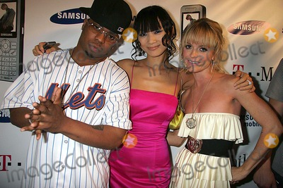 "Bai Ling, Saigon, Taryn Manning Photo - Samsung & T-mobile ""Now and Thin in Hollywood"" Introducing Samsung T509 Cabana Club, Hollywood, CA 06-02-2006 Photo: Clinton H. Wallace/photomundo/Globe Photos Bai Ling and Saigon and Taryn Manning"