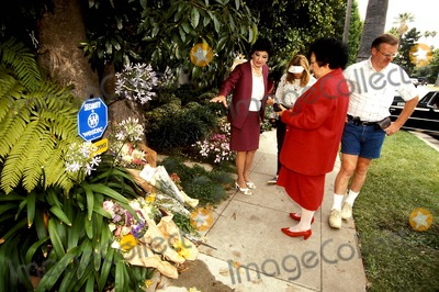 Nicole Brown, Andrew Taylor Photo - Home of Nicole Brown Simpson 875 Bundy Drive, Brentwood Drive, California Photo:andrew Taylor/ipol/Globe Photos Inc 1994 Sept 15 Ojsimpsontrial