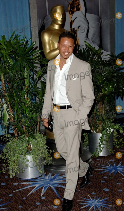 Terrence Howard Photo - 78th Annual Academy Awards Nominees Luncheon, Arrivals at the Beverly Hilton Hotel Beverly Hills, CA. 2/13/2006 Photo by Fitzroy Barrett / Globe Photos Inc. 2006 Terrence Howard