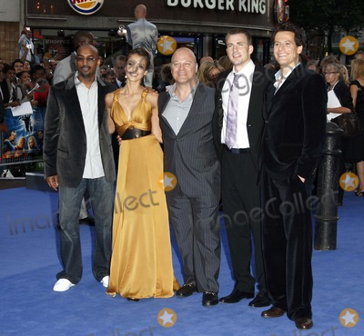 Photo - /06/07 London the Cast Arrive at the Fantastic Four: Rise of the Silver Surfer Uk Film Premiere at the Vue West End Leicester Square. K53462 Photo by Spotlight Press-Globe Photos