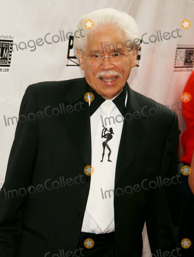 Johnny Pacheco Photo - N.Y. Premiere of ''El Cantante'' at Amc Theater -w.42st Date 07-26-07 Photos by John Barrett-Globe Photos,inc Johnny Pacheco