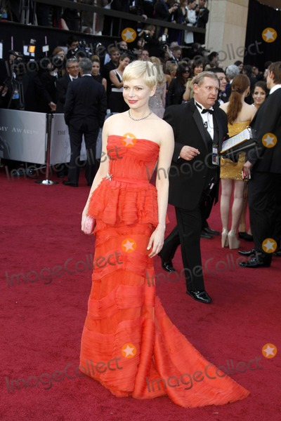 Michelle Williams Photo - Michelle Williams 84. Academy Awards - Oscars Hollywood, CA February 26, 2012 Roger Harvey-Globe Photos Inc