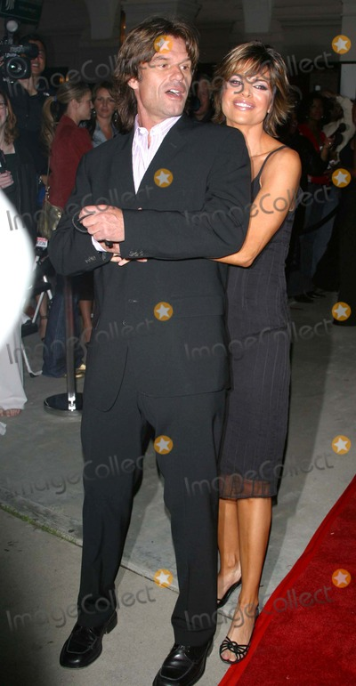 Harry Hamlin, Lisa Rinna Photo - Hollywood Actresses For Vday 2005 World Wide Campaign with One Night Only Performance of Vagina Monologues. Ebell Theatre, Los Angeles, CA. 03-17-05 Photo by Milan Ryba/Globe Photos,inc.2005 Lisa Rinna and Harry Hamlin