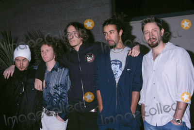 incubus Photo - : 2001 Billboard Music Awards M.g.m. Grand Hotel, Las Vegas, Nevada 12/04/2001 Incubus Photo by Ed Geller/Globe Photos,inc.