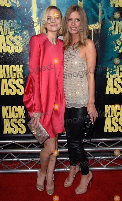 "Jamie King, Nicky Hilton Photo - Jamie King, Nicky Hilton attends the Los Angeles Premiere of "" Kick-ass"" Held at the Arclight Theater in Hollywood,ca. 04-13-2010 Photo by: D. Long- Globe Photos Inc. 2010"
