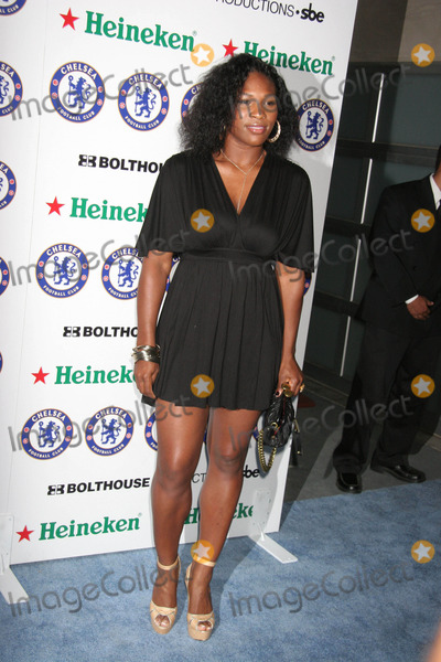 Serena Williams Photo - Chelsea Football Club Celebrate U.s. Tour with Exclusive Hollywood Party Private Estate, Hollywood, CA 07-18-2007 Serena Williams Photo: Clinton H. Wallace-photomundo-Globe Photos Inc