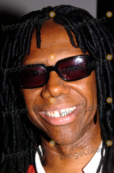 "Nile Rodgers Photo - Opening Night of ""Guantanamo: Honor Bound to Defend Freedom"" at the 45 Bleecker Street Theatre , New York City 08/26/2004 Photo by John Krondes/Globe Photos,inc. Nile Rodgers"