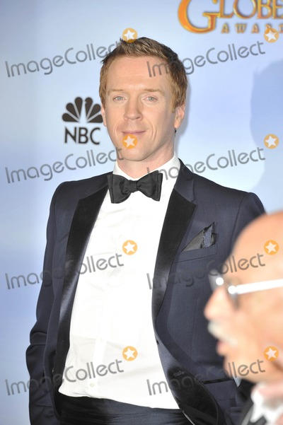 Damian Lewis Photo - The 69th Annual Golden Globes - Press Room - Beverly Hills, CA 1/15/2012 Photo by Joe White-Globe Photos, Inc. Damian Lewis