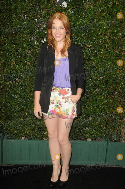 Katie Leclerc, Katie Leclerc_ Photo - Katie Leclerc attending the Abc Family Stars at the West Coast Upfronts Held at the Sayers Club in Hollywood, California on May 1, 2012 Photo by: D. Long- Globe Photos Inc.