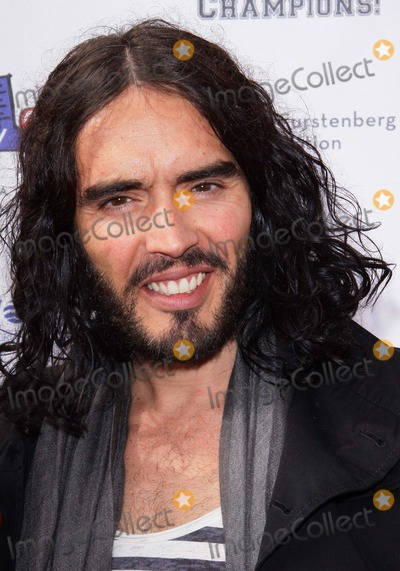 Russell Brand Photo - Russell Brand Yahoo! Sports Presents a Day of Champions Held at Sports Museum,los Angeles,ca. November 6- 2011. Photo: Tleopold-Globe Photos, Inc.