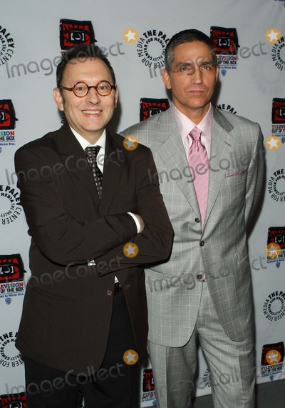 Jim Caviezel, Michael Emerson Photo - Michael Emerson; Jim Caviezel Attend an Evening with 'Person of Interest' Held at the Paley Center For Media, Beverly Hills,ca. May 1 - 2012.photo: Tleopold/Globephotos