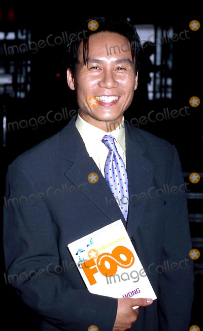 "B.D. Wong, B D Wong Photo - B. D. Wong Book Party :Following Foo"" at Ruby Foo in New York City 5/20/2003 Photo By:paul Schmulbach/Globe Photos, Inc"