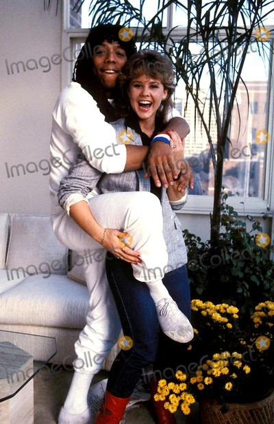 Linda Blair, Rick James Photo - Rick James and Linda Blair Photo: Globe Photos Inc 1982 Rickjamesretro