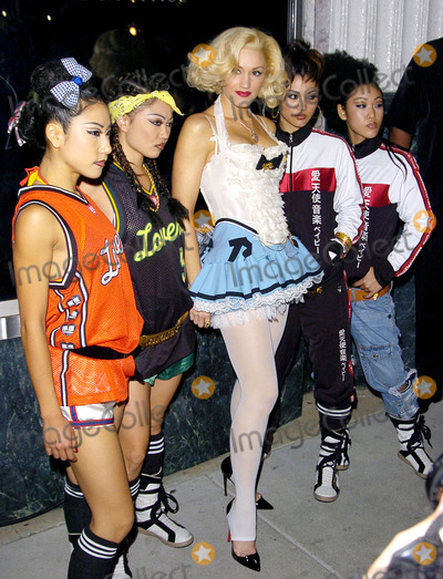 Gwen Stefani, Lover Photo - Pop Icon Gwen Stefani Previews Harajuku Lovers Apparel Line, Hollywood Museum Inthe Wax Factor Building, Hollwood Ca,10-21-05 Photo: David Longendyke-Globe Photos Inc. 2005 Image: Gwen Stefani