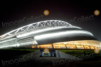 Photo - Shenyang Olympic Sports Center Stadium Beijing 2008 Olympics Olympic Stadiums Photo by Top Photo-Globe Photos, Inc.