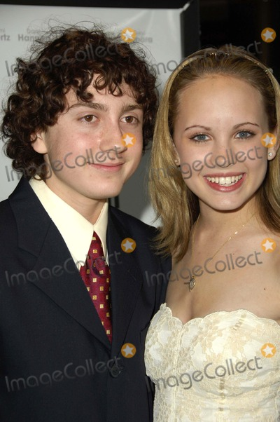 "Daryl Sabara, Meaghan Martin Photo - ""Keeping Up with the Steins"" Los Angeles Premiere at the Pacific Design Center, West Hollywood, California 05-08-2006 Photo by Michael Germana-Globe Photos, Inc. 2006 Daryl Sabara and Meaghan Martin"