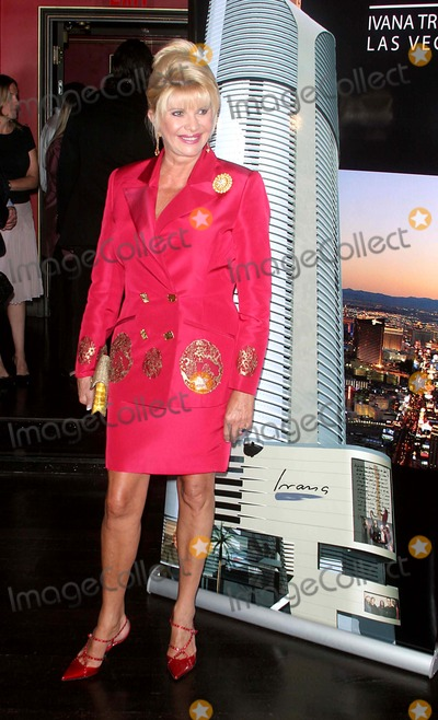"Ivana Trump Photo - Ivana Trump Launches the "" Ivana Las Vegas Project "" at Club Fizz in New York City 8-17-2005 Photo by John Barrett-Globe Photos,inc Ivana Trump"