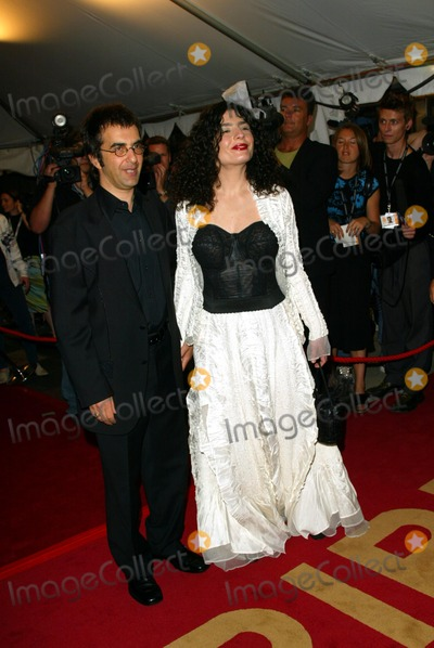 Atom Egoyan, Robert Lantos Photo - Ararat Gala Premiere Opening Night of the 2002 Toronto Film Festival at Roy Thomson Hall Toronto, Canada Director Atom Egoyan and Wife Arsin
