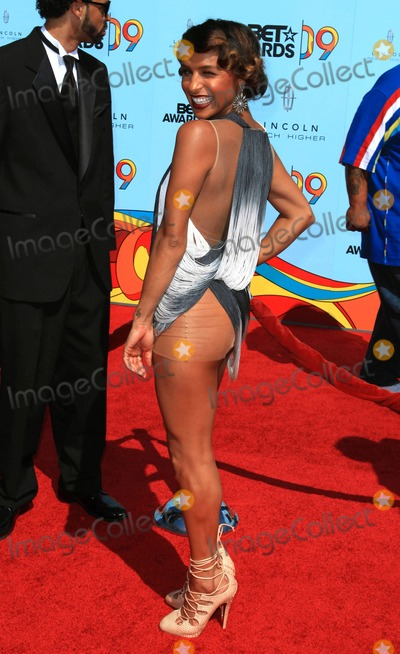 Melody Thornton Photo - Melody Thornton Actress the 2009 Bet Awards Red Carpet Arrivals Held at the Shrine Auditorium in Los Angeles California 06-28-2009 Photo by Graham Whitby Boot-allstar-Globe Photos, Inc.