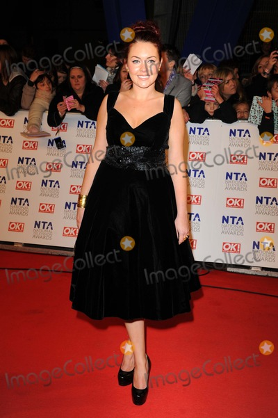 Lacey Turner Photo - Lacey Turner Actress at the 2011 National Television Awards Photo by Neil Tingle-Allstar-GlobePhotos, Inc.