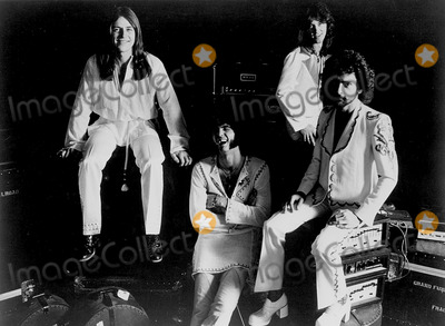Grand Funk, Grand Funk (Railroad), Grand Funk Railroad Photo - Grand Funk Railroad Supplied by Globe Photos, Inc.