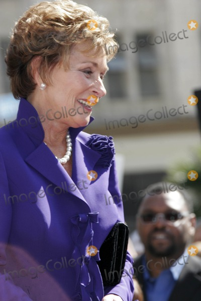 Judy Sheindlin, Judge Judy Sheindlin Photo - Judge Judy Sheindlin Receives the 2304th Star on the Hollywood Walk of Fame - Hollywood, California - 02-14-2006 - Photo by Nina Prommer/Globe Photos, Inc 2006