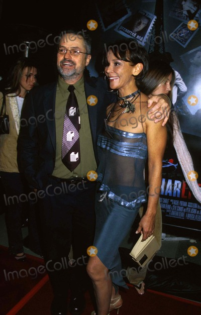"Christine Boisson, Jonathan Demme Photo - Jonathan Demme and Christine Boisson World Premiere ""the Truth About Charlie"" the Academy of Motion Picture Arts and Sciences, Beverly Hills, CA October 16, 2002 Clinton Wallace/ipol Inc./Globe Photos Inc I7091chw"