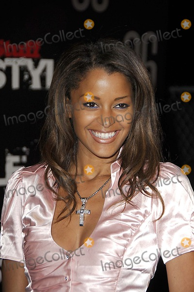 Claudia Jordan Photo - Stuff Magazine's the Stuff Style Awards Was Held at the Rooftop of the Arclight Parking Structure, LA CA 09-27-2006 Photo: Michael Germana-Globe Photos Inc. 2006 Claudia Jordan