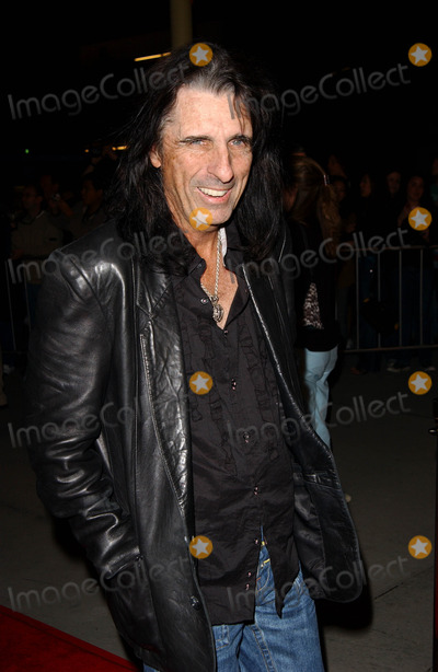Alice Cooper Photo - the Jacket Los Angeles Screening, at the Arclight Theatre Hollywood, CA. 02-28-2005 Photo by Fitzroy Barrett/Globe Photos Inc. 2005 Alice Cooper