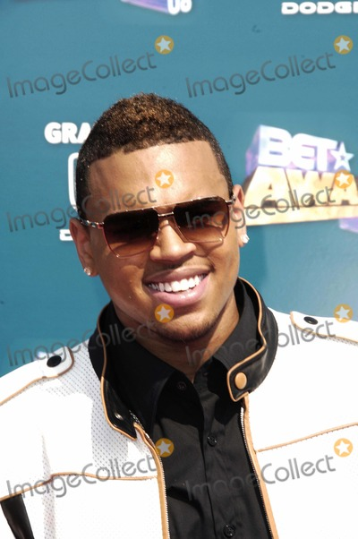 Chris Brown, Chris Browning Photo - Bet Awards '08 Celebration - Red Carpet at the Shrine Auditorium, Los Angeles, CA. 06-24-2008 Chris Brown Photo by Lemonde Goodloe-Globe Photos, Inc. 2008