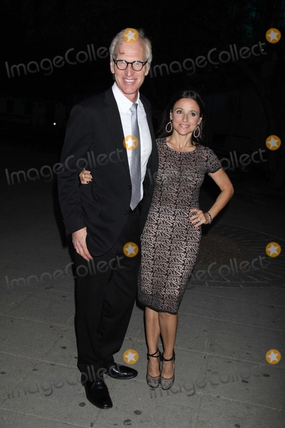 Julia Louis-Dreyfus, Brad Hall, Supremes Photo - Julia Louis-dreyfus,brad Hall at Tribeca Film Festival Opening Vanity Fair Party at State Supreme Courthouse 4-17-2012 Photo by John Barrett-Globe Photos, Inc.
