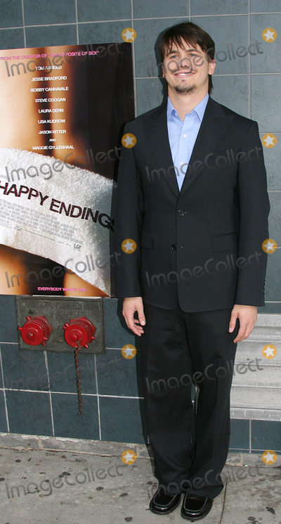 "Jason Ritter Photo - New York Premiere of "" Happy Endings "" at the Chelseaview Theatre , New York City 7-12-2005 Photo By:rick Mackler-rangefinders-Globe Photos, Inc. 2005 Jason Ritter"